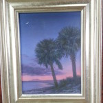 Michael Story - Palmetto Evening Canvas
