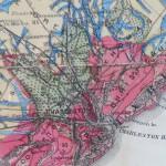 sc map detail charleston
