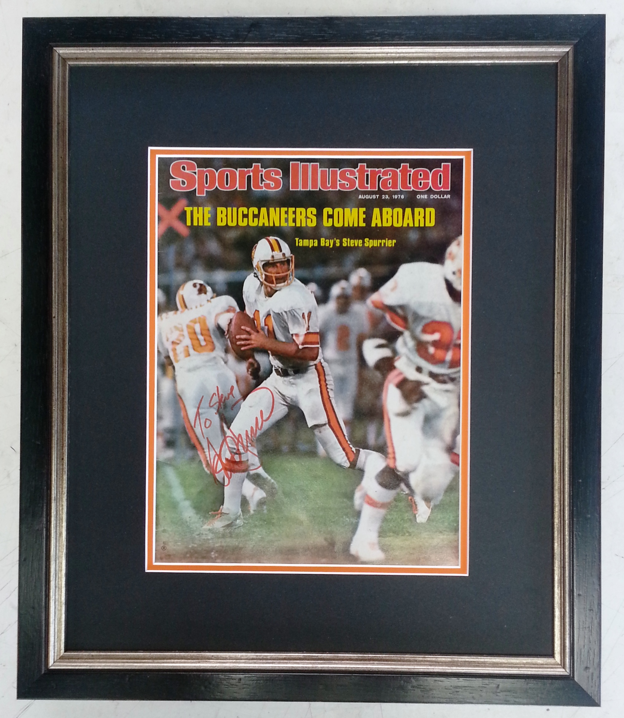 Framed magazine columbia frame shop filed under framed sports memorabilia of the day tagged with collectible five points frame shop framed magazine gamecocks museum quality jeuxipadfo Images