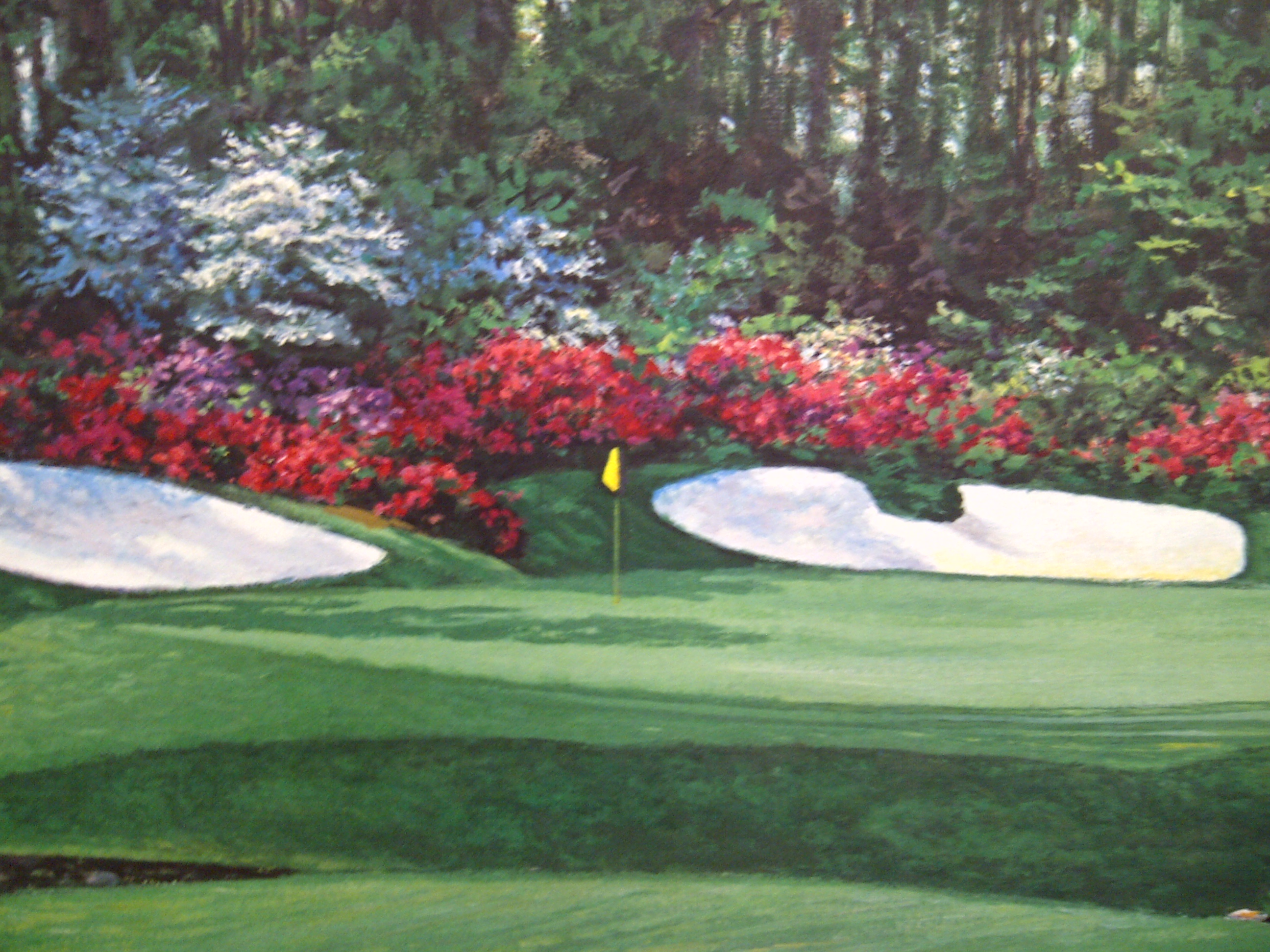 13th At Augusta Beautiful Columbia Frame Shop