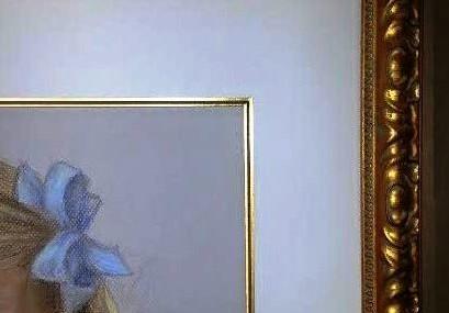 Framed Pastel Portrait!