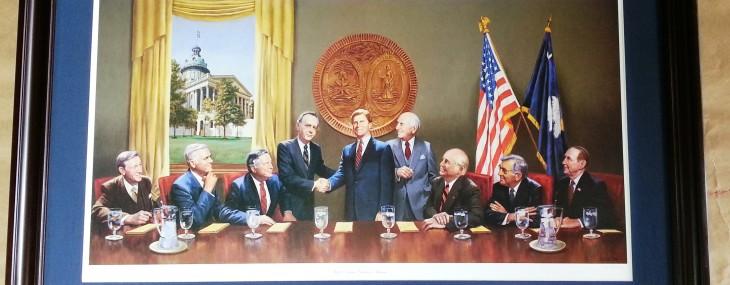 South Carolina Governors Print!