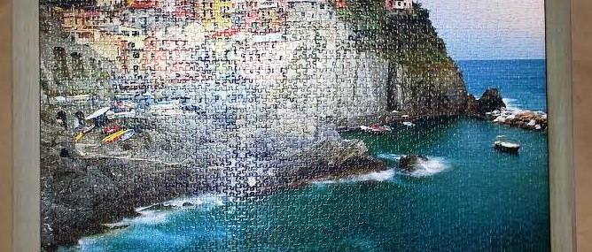 Framed Puzzle!