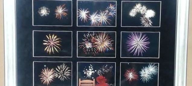 Fireworks Photo Collage!
