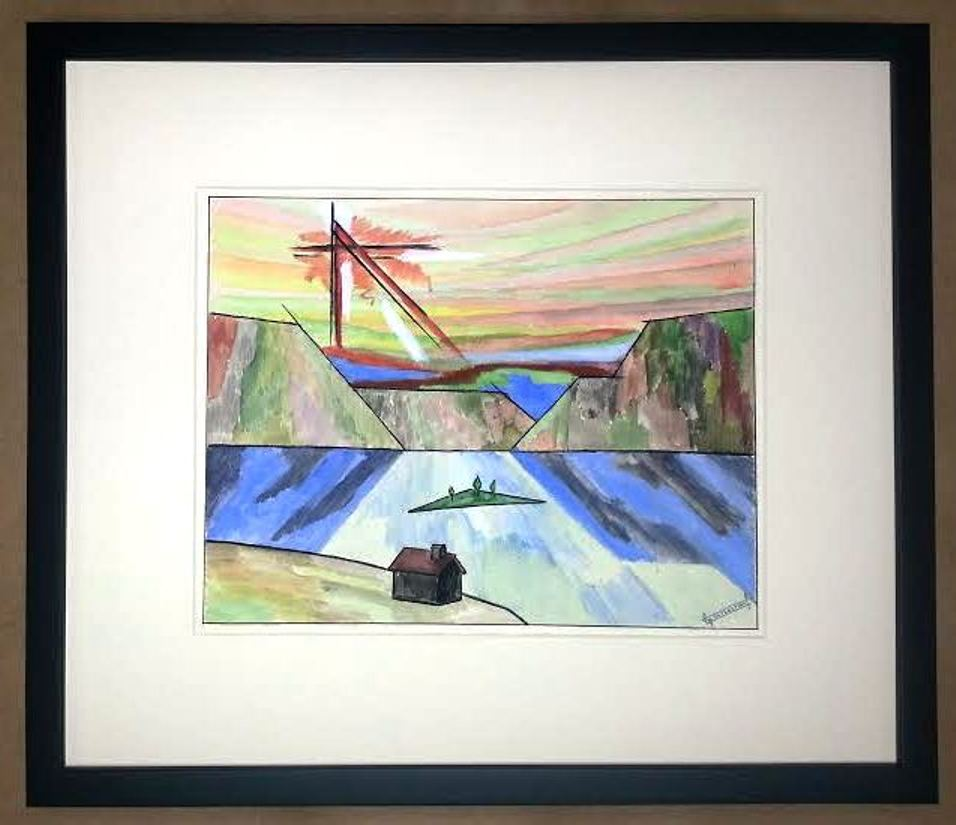 Watercolor – Columbia Frame Shop