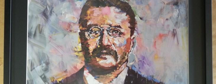 Teddy Roosevelt Poster!  Bully!