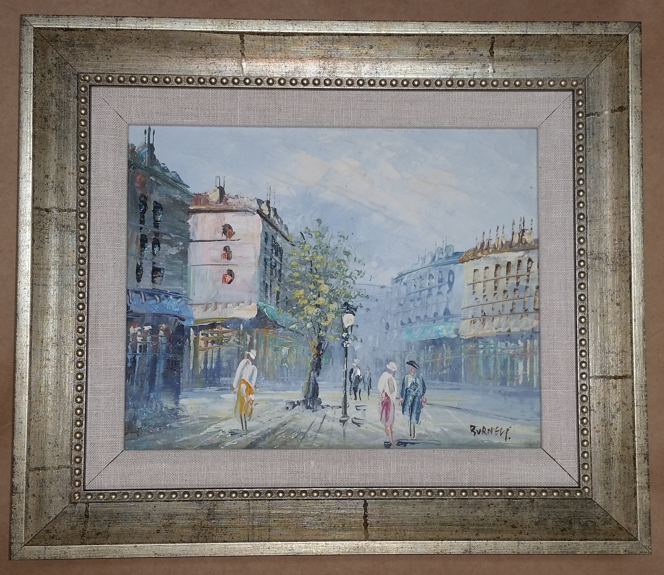 Oil Painting Frame – Columbia Frame Shop
