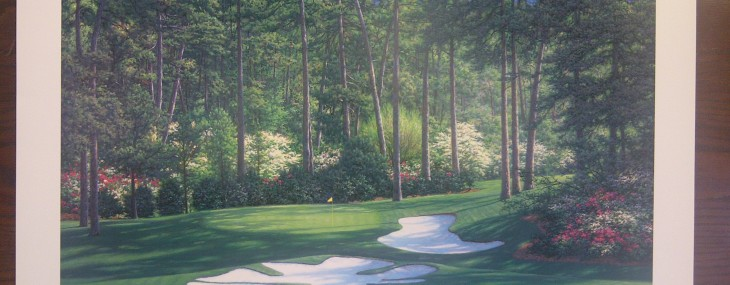 #10 at Augusta, Larry Dyke