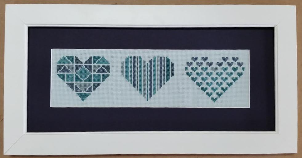 Cross Stitch Frame – Columbia Frame Shop