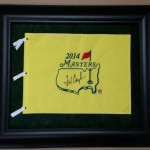 Fred Couples Masters Flag