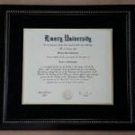 Emory Diploma