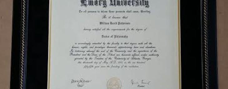 Diploma Framing – Page 2 – Columbia Frame Shop