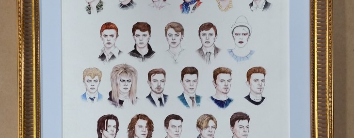 50 Years of David Bowie!