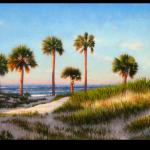 Ocean-Palms