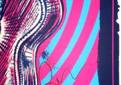 Framed Black Keys Poster! Autographed!