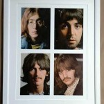 beatles album inserts