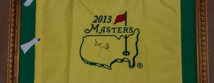 Sunday at The Masters, Might Adam Scott win another Green Jacket?
