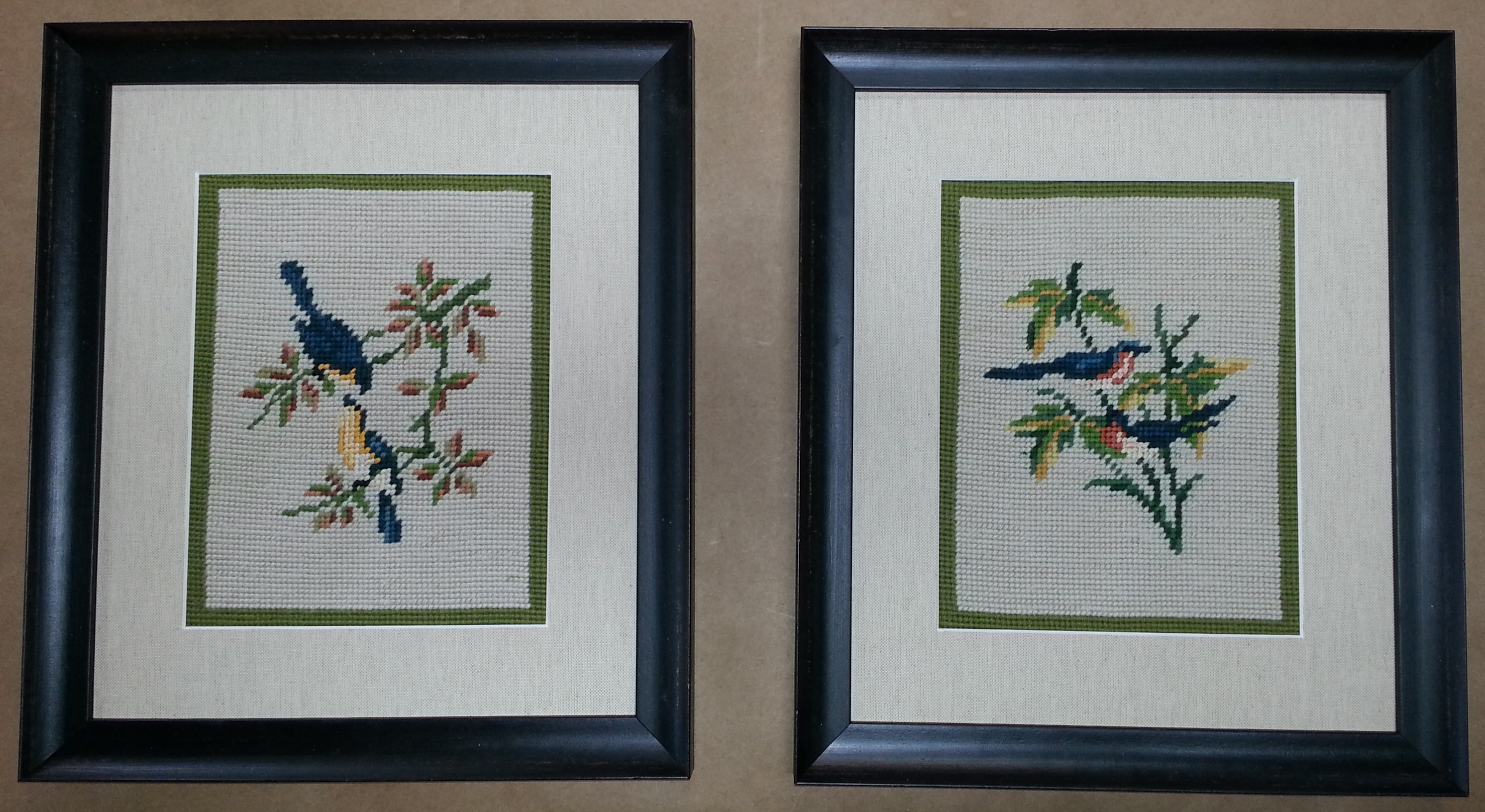 Cross Stitch Frame Columbia Frame Shop