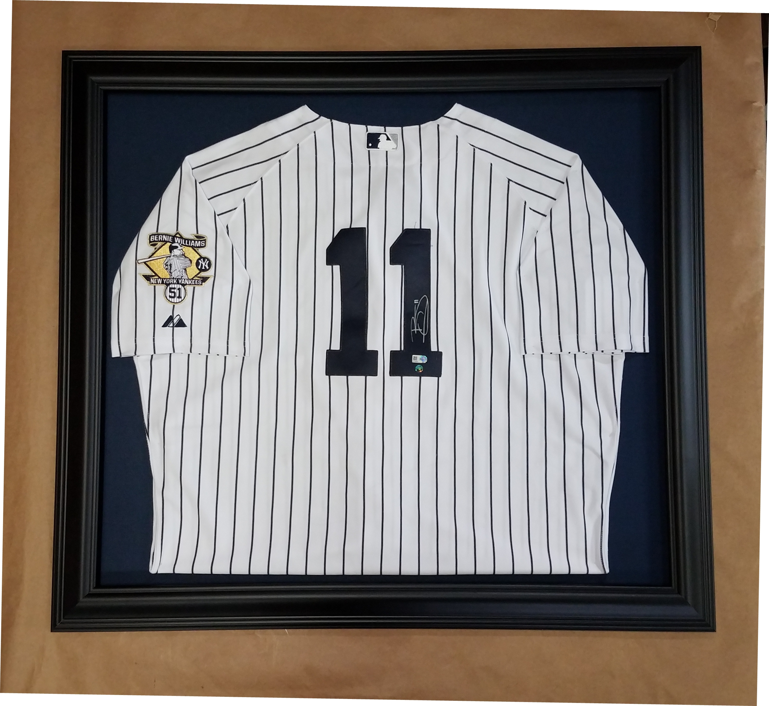 New York Yankees – Columbia Frame Shop